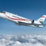 Продажа самолетов Dassault Falcon 2000LXS.